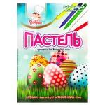 Набор пищевых красителей Добрик Пастель с карандашами для яиц
