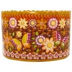 Форма для випічки Любисток пасхальна паперова 130x85см - купити, ціни на CітіМаркет - фото 3