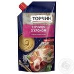 Горчица ТОРЧИН® с Хреном 115г