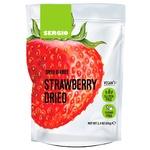Sergio Strawberry Dried Slices 65g