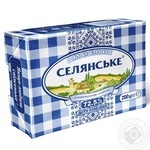 Selianske Creamy-Sweet Butter 72.5% 200g