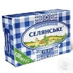 Selianske creamy-sweet butter 72.5% 100g