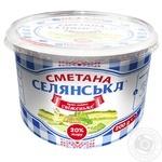 Selianska Sour Cream 20% 200g
