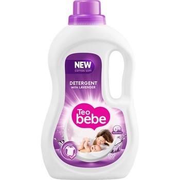Гель для стирки Teo Bebe Sweet Lavender 1,1л - купить, цены на Восторг - фото 1