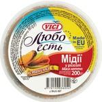 Мидии Vici в рассоле 200г
