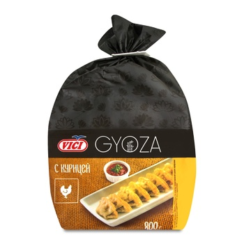 Пельмени Vici Gyoza с курицей 800г - купить, цены на Varus - фото 1