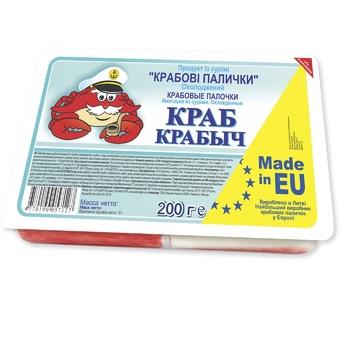 Vici chilled crab sticks 200g - buy, prices for MegaMarket - image 1