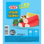 Vici chilled crab sticks 500g