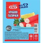 Vici Frozen Sticks Crab