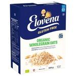 Хлопья овсяные Elovena органические из цельного зерна 500г