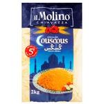 Крупа кус-кус il Molino из твердых сортов пшеницы 2кг