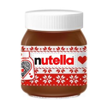 Ореховая паста Nutella с какао 630г - купить, цены на Восторг - фото 1