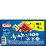 Vici Admiral Crab Sticks Frozen 250g