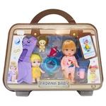 Іграшковий набір з лялькою у валізі