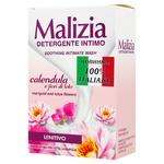 Гель для інтимної гігієни Malizia Квіти календули та лотоса 200мл