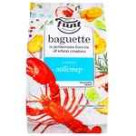 Flint Baguette Wheat Rusk with Lobster Flavor 100g