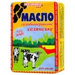 Molochny Svit Peasant Sweet Cream Butter 73% 200g
