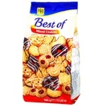 High Biscuit Mix of Cookies and Waffles 500g