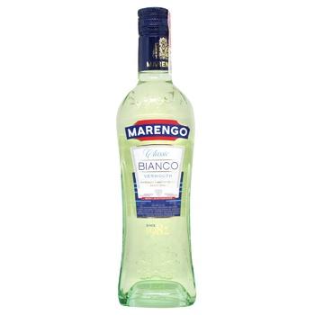 Вермут Marengo Bianco Classic белый сладкий десертный 16% 0,5л