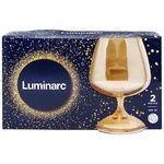 Набір Luminarc Селест зол.мед келих д/коньяку 2*410мл(P9308/1)