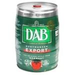 Lager Dab Original 5%alc 5l