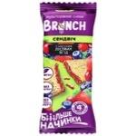 AVK Brunch Multigrain Snacks with Wild Berries 56g