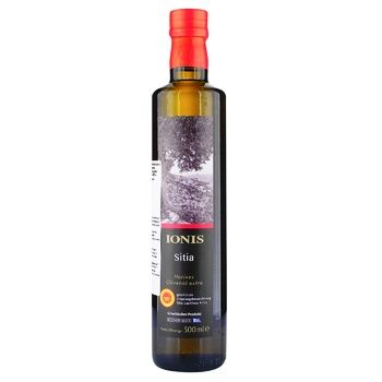Ionis Sitia Extra Virgin Olive Oil 500ml