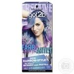 Краска для волос Got2B 111 Аква Микс тонирующая