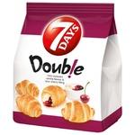 Круасан 7 Days Double ваниль-вишня 60г