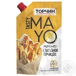 TORCHYN® Tasty Mayo Mayonnaise with Mustard 200g - buy, prices for Novus - image 1