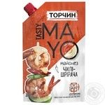 TORCHYN® Tasty Mayo Mayonnaise Chili Shriracha 200g - buy, prices for Novus - image 1