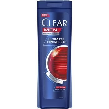 Clear Men Ultimate Control Shampoo-balm anti-dandruff for men 400ml - buy, prices for Auchan - image 1