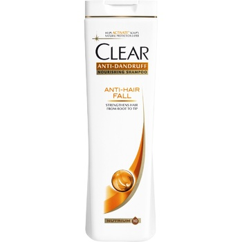 Шампунь Clear Против перхоти Защита от выпадения волос 250мл - купить, цены на Фуршет - фото 1