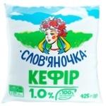 Кефір Слов'яночка 1% 425г