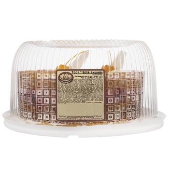 Mariam White Cherry Cake 850g