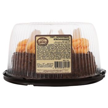 Торт Маріам Шоколадно-апельсиновий 700г