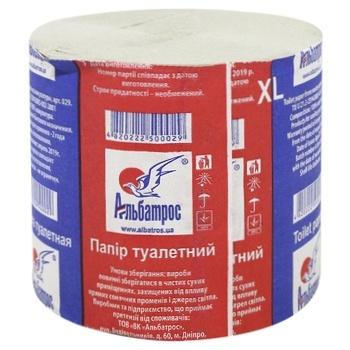 Бумага туалетная Альбатрос Гигант - купить, цены на Varus - фото 1
