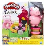 Набор игровой Play-Doh Mamma Pig and Little Piglets