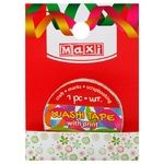 Maxi Decorative Tape with Print 15mm*3m