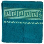 GM Textile Terry Towel with a Border 70х140cm in Assortment