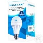 Лампа NURled  5W E27 Art.TB020 x6