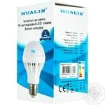 Лампа Hualin светодиодная ТВ 019 8W E14 101