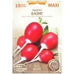 Семена Семена Украины редис Базис 15г