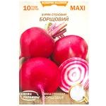 Semena Ukrayiny Seeds Beetroot Borscht 10g