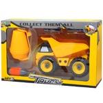 Іграшка Kaile Toys Бетонозмішувач-самоскид