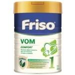 Суміш суха молочна Friso Vom 1 Comfort LockNutri для дітей від 0 до 6 місяців 800г