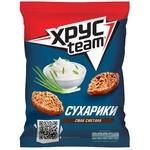 Hrusteam Crackers Flavored Sour Cream 60g