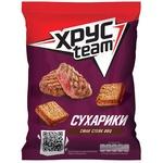 Khrusteam BBQ Steak Flavored Wheat-Rye Crackers 60g