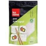 Рис для приготовления суши Katana круглозерный Японика 1кг