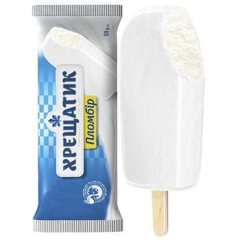 Мороженое Хрещатик пломбир без глазури 65г